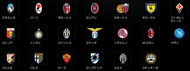 イタリアリーグ2