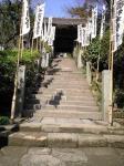 鎌倉最古のお寺-杉本寺