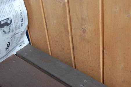 20080607ベランダ&デッキ塗装2