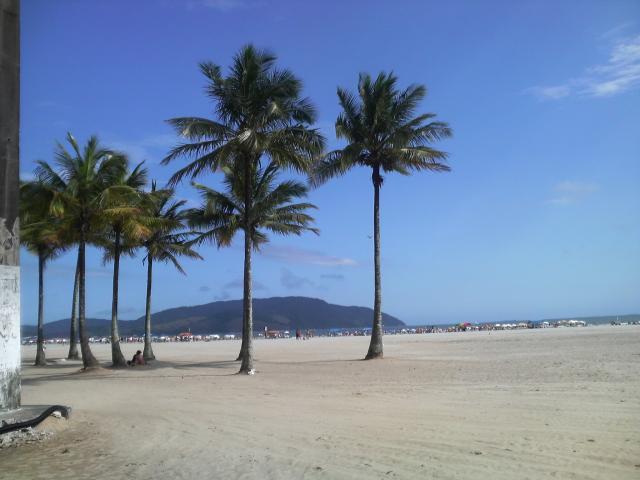 サントスビーチ1