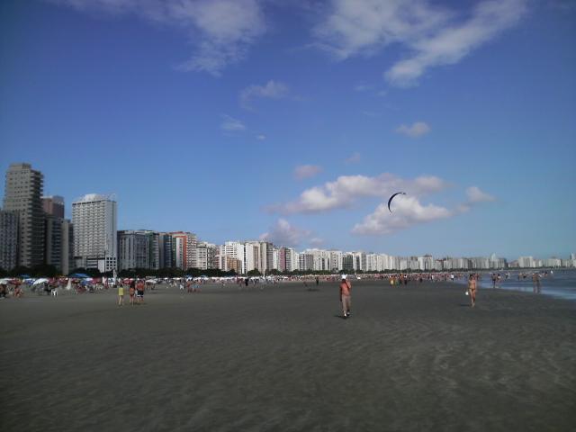 サントスビーチ4