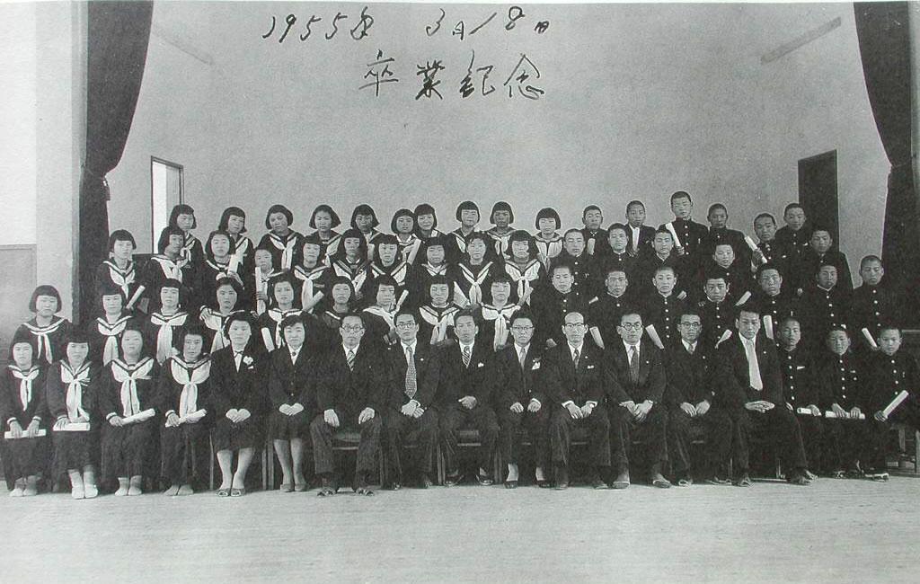 弥富中第8回卒業