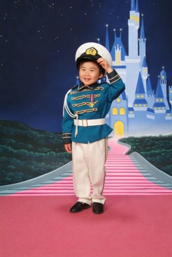 3歳記念王子