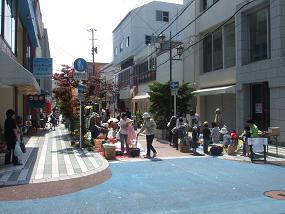 栄町、フリ~マケット