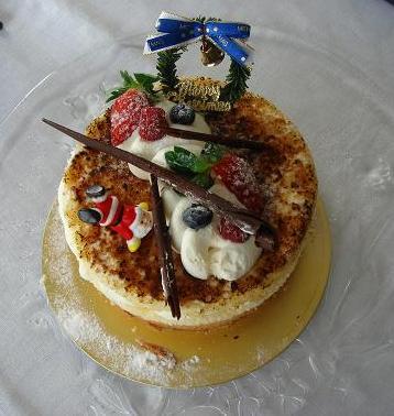 クリスマスケーキ 3