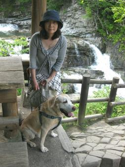 三段の滝2