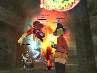 ベルアイル MMO オンラインゲーム