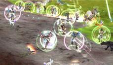 デコオンライン MMO オンラインゲーム