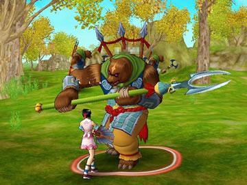 風林火山 MMO オンラインゲーム
