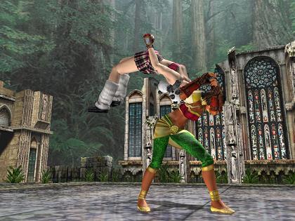 覇拳伝 オンラインゲーム