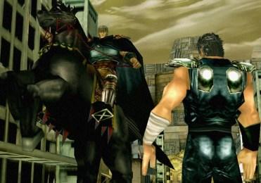 北斗の拳オンライン MMO オンラインゲーム
