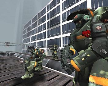 攻速機戦LANDMASS オンラインゲーム