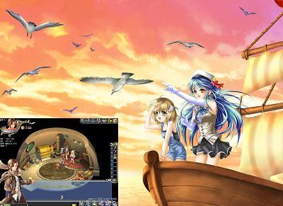 ワンダーランドオンライン MMO オンラインゲーム