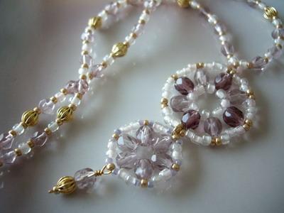 kaleidoscope necklace