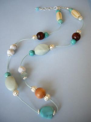 turquoiz necklace