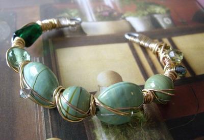 cuff bracelet geen jewel