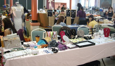 our table at Autumn fest