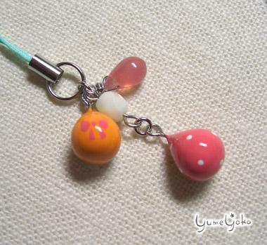 ピンクとオレンジ