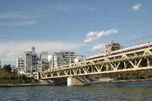 東武線鉄橋