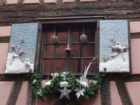 クリスマス+お正月飾り