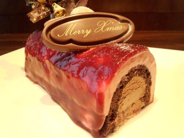 クリスマスケーキ2011 チョコ