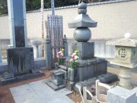 お墓まり2