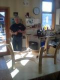 スティーブのローテーブル