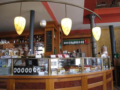バッハのカフェ2