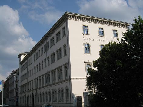 メンデルスゾーンハウス1