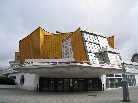 ベルリン ホール1