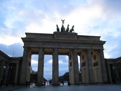 ブランデンブルク門1