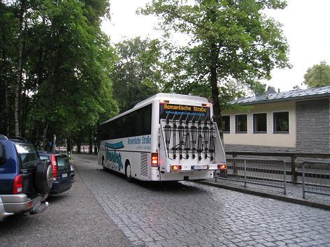ロマンティック街道バス