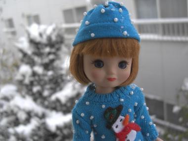 このセーターとってもかわいいけど、