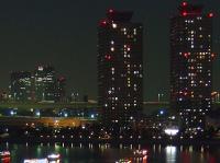 インディーズ ミュージシャンゆき姉 デモ音源「三十路ドライブ」イメージ画像 お台場からの夜景