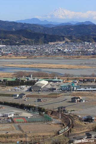 大井川21001系@金谷~新金谷