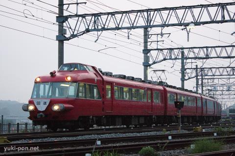 名鉄7000系@舞木検査場