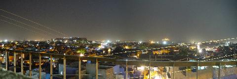 ジョードプル夜景