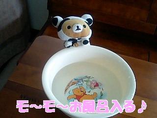 モ~モ~ちゃんのお風呂-1