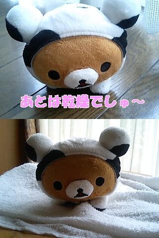 モ~モ~ちゃんのお風呂-5