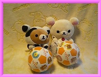 ソフトサッカーボール-4