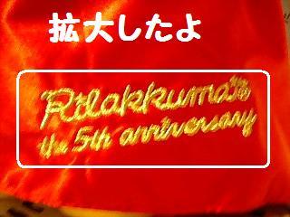 5周年記念ぬいリラックマ&キイロイトリ-6