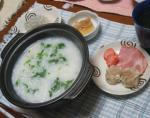 七草粥 朝食