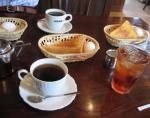 名古屋名物 モーニング(コーヒー)