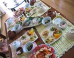 「母の日」 お昼ご飯