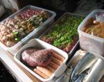 BBQ用 食材