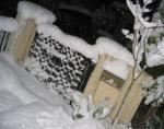 58年ふりの大雪