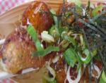 タコヤキ 醤油味
