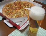 夏祭り ピザ