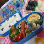 9月27日 文化祭のお弁当