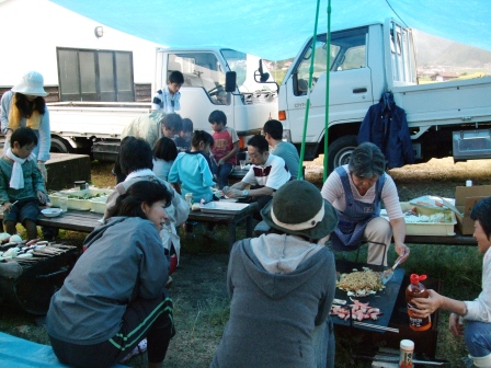 稲刈り体験-05